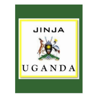 Cartão Postal Produtos #1 personalizados Uganda