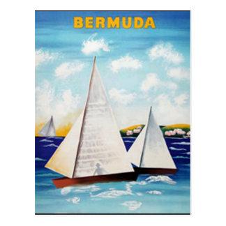Cartão Postal Produtos de Bermuda