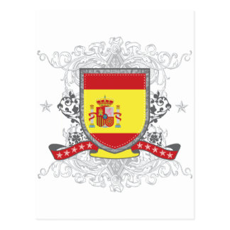 Cartão Postal Protetor da espanha