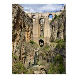 Cartão Postal Puente Nuevo em Ronda