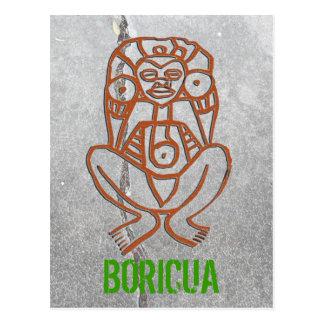 Cartão Postal Puerto Rico - deusa