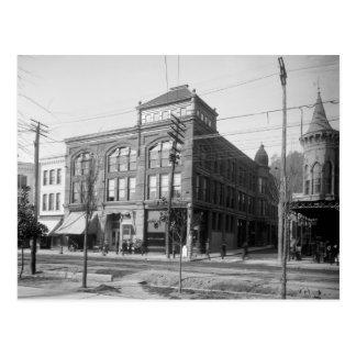 Cartão Postal Pullman do hotel -- Hot Springs, Arkansas: 1900