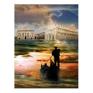 Cartão Postal Quadro nel museo del surrealismo