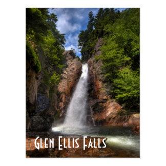 Cartão Postal Quedas de Ellis do vale