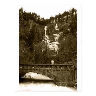 Cartão Postal Quedas de Multnomah