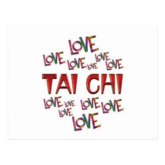 Cartão Postal Qui do amor TAI do amor