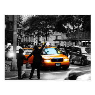 Cartão Postal Quinta Avenida, Nova Iorque