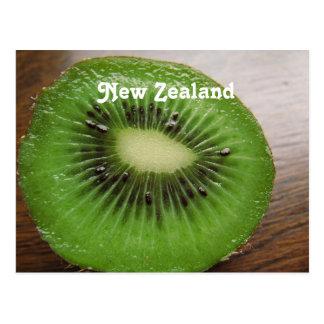 Cartão Postal Quivi de Nova Zelândia
