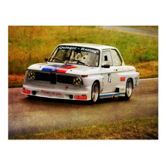Cartão Postal Racing