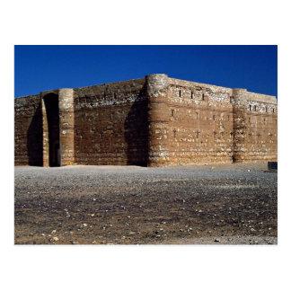 Cartão Postal Radar de fiscalização aérea Kharana, Jordão