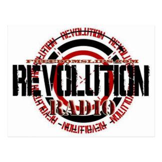 Cartão Postal Rádio da revolução