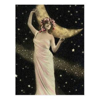 Cartão Postal Rainha celestial do drama