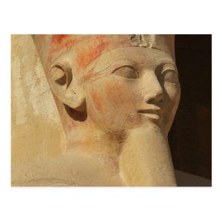 Cartão Postal Rainha Hatshepsut