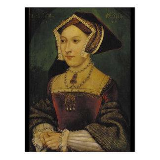 Cartão Postal Rainha Jane Seymour