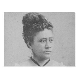 Cartão Postal Rainha Lili'uokalani
