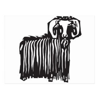 Cartão Postal Ram