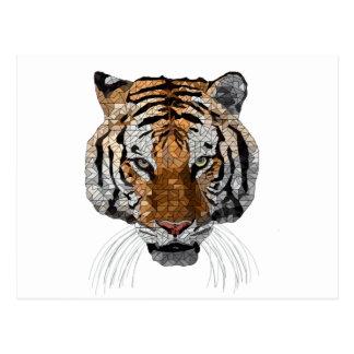 Cartão Postal Rama o tigre