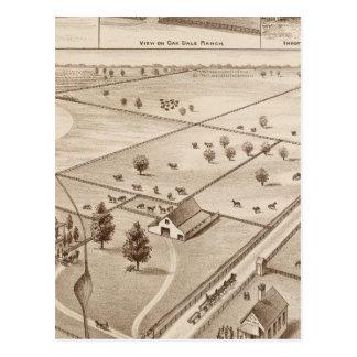 Cartão Postal Rancho de Oakdale
