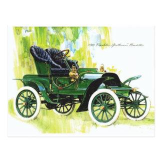 Cartão Postal Raodster 1905