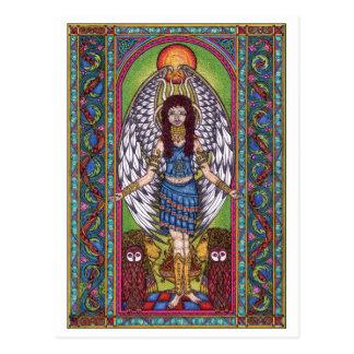 Cartão Postal Rb 001 de Lilith (o Maidern escuro)