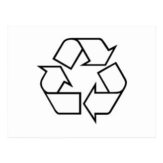 Cartão Postal Recicl