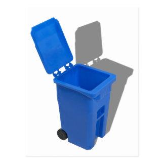 Cartão Postal RecyclingBin082010
