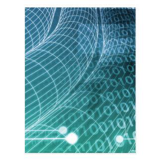 Cartão Postal Rede de dados