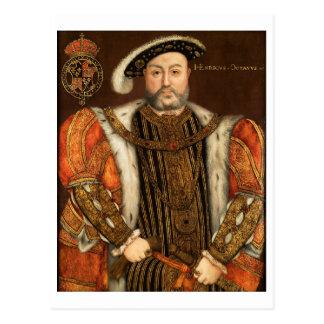 Cartão Postal Rei Henry VIII