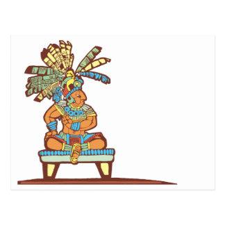 Cartão Postal Rei maia