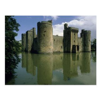 Cartão Postal Reino Unido, Inglaterra, Sussex, Bodiam