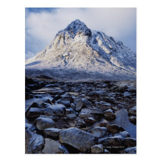 Cartão Postal Reino Unido, Scotland, montanhas, ANSR de