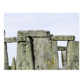 Cartão Postal Reino Unido, Stonehenge 4