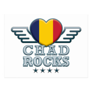 Cartão Postal República do Tchad balança v2