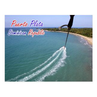 Cartão Postal República Dominicana de Playa Dorada Puerto Plata