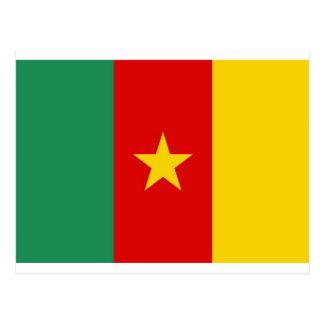Cartão Postal República dos Camarões