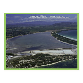 Cartão Postal Reserva natural nacional de Cabo Rojo, Puerto Rico