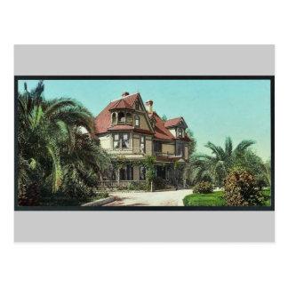 Cartão Postal Residência do Sr. A.K. Smiley, pH do clássico de