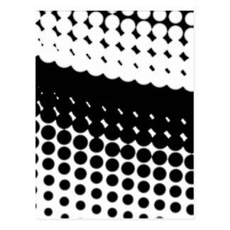Cartão Postal Reticulação de Diag