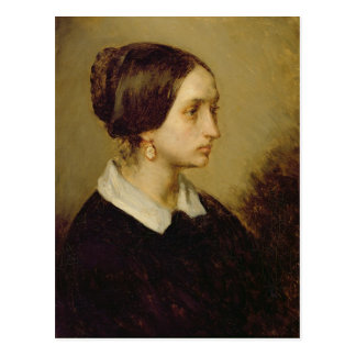 Cartão Postal Retrato da senhora Ono, 1844