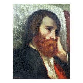 Cartão Postal Retrato de Alfred Bruyas