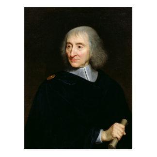 Cartão Postal Retrato de Arnauld d'Andilly