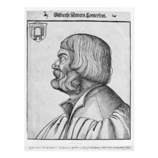 Cartão Postal Retrato de auto, 1527