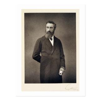 Cartão Postal Retrato de Edward Robert Bulwer-Lytton, ø conde