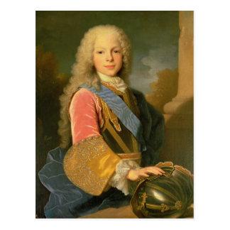 Cartão Postal Retrato de Ferdinand de Bourbon