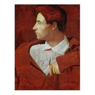 Cartão Postal Retrato de Jean-Baptiste Desdeban c.1810