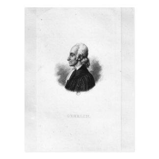 Cartão Postal Retrato de Jean Frederic Oberlin