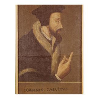 Cartão Postal Retrato de João Calvino
