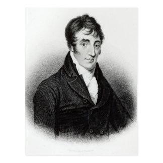 Cartão Postal Retrato de John Clare