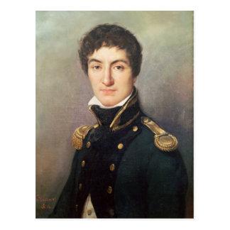 Cartão Postal Retrato de Lazare Nicolas