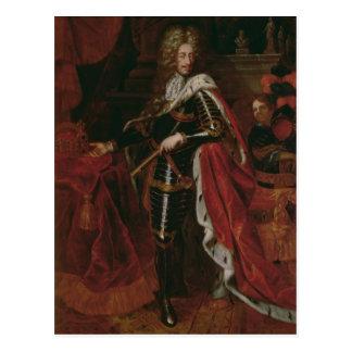 Cartão Postal Retrato de Leopold mim, imperador romano